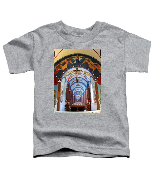 A Father's Masterpiece Toddler T-Shirt