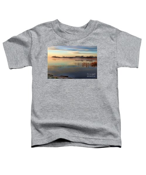 A Gentle Morning Toddler T-Shirt