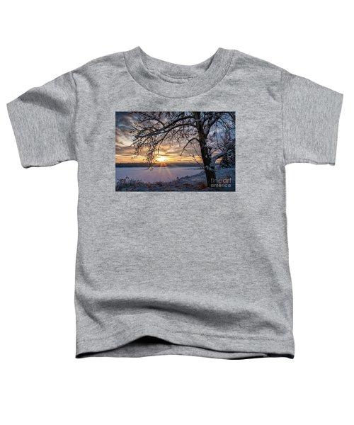 A Glenmore Sunset Toddler T-Shirt
