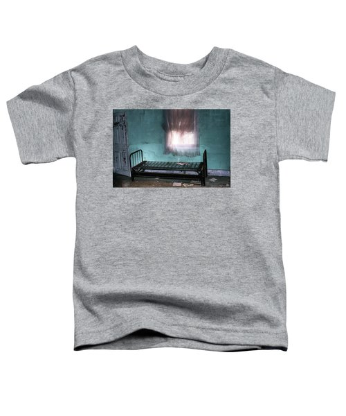 A Glow Where She Slept Toddler T-Shirt