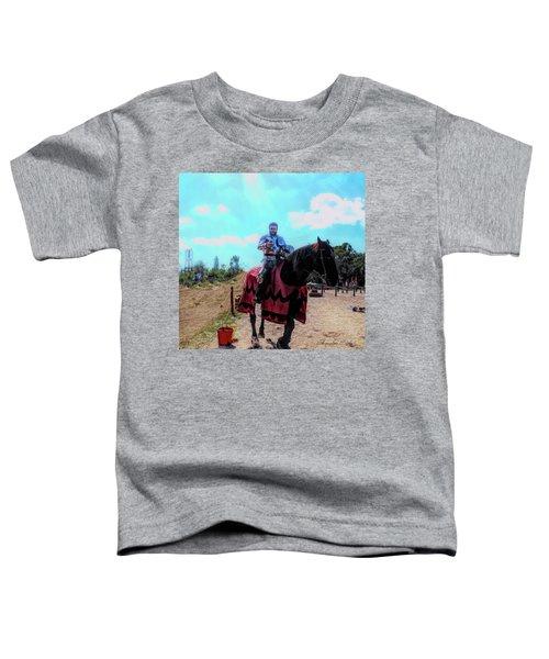 A Good Knight Toddler T-Shirt