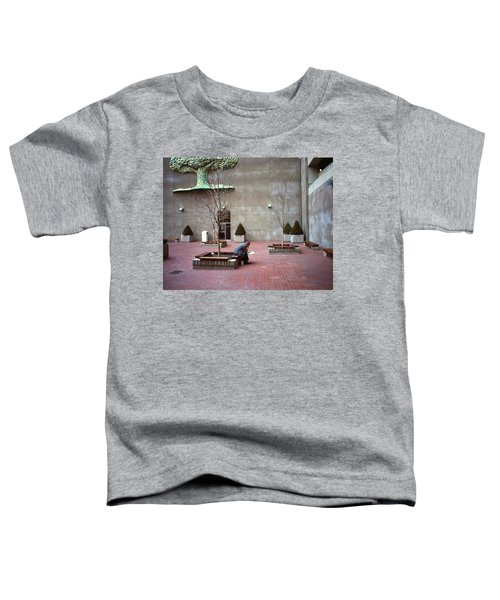 A Good Tree To Come To...to Read Toddler T-Shirt