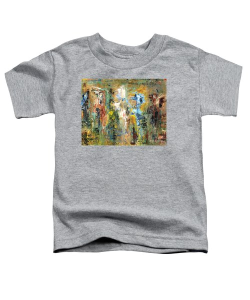 A Herd Of Five Toddler T-Shirt