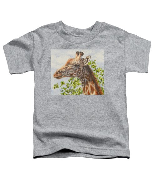 A Higher Point Of View Toddler T-Shirt