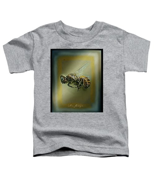 A Humble Bee Remembered Toddler T-Shirt