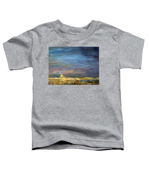 A Little Moon Magic Toddler T-Shirt