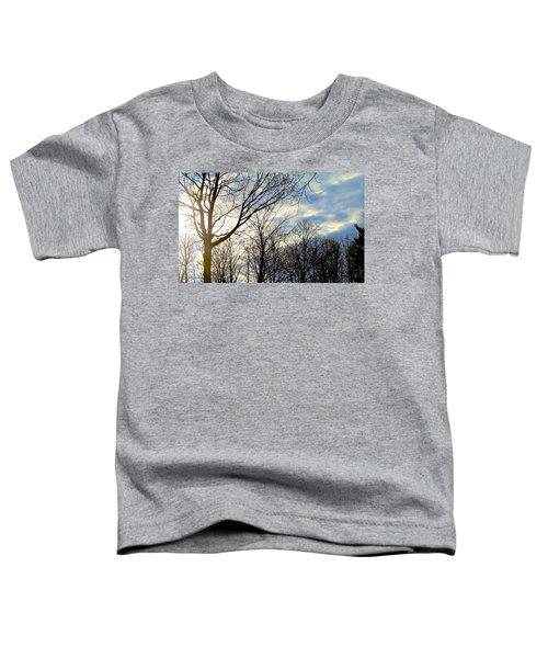 A Morning Sun Toddler T-Shirt