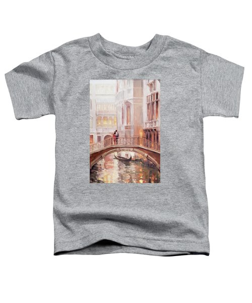 A Perfect Afternoon In Venice Toddler T-Shirt
