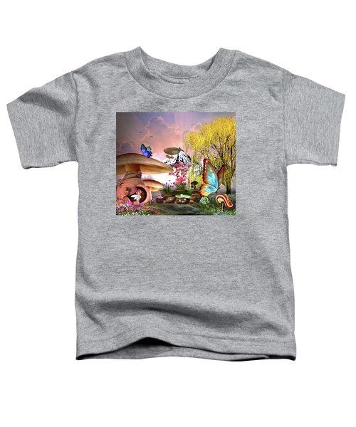 A Pixie Garden Toddler T-Shirt