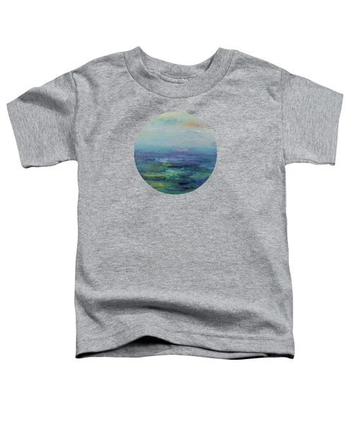 A Place For Peace Toddler T-Shirt by Mary Wolf