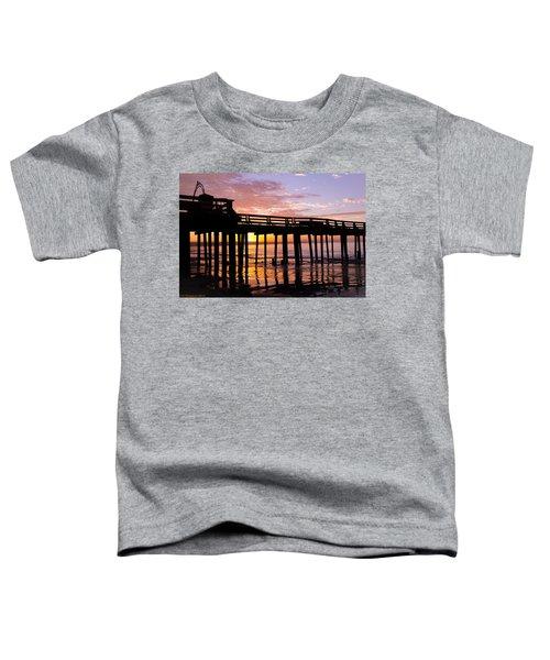 A Quiet And Beautiful Start Toddler T-Shirt