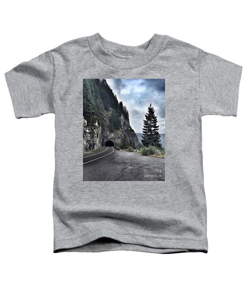 A Road To Nowhere Toddler T-Shirt
