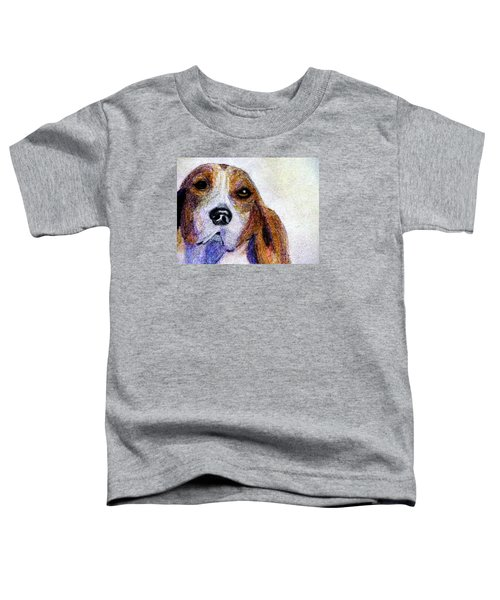 A Soulful Hound Toddler T-Shirt