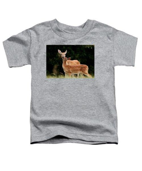 A Tender Moment Toddler T-Shirt