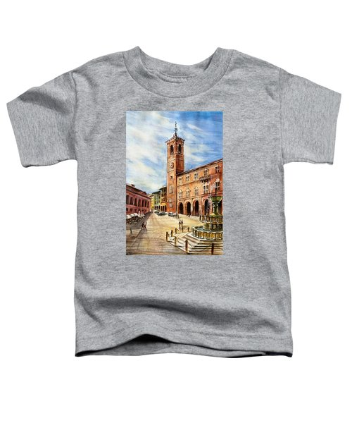 A View From Fabriano Toddler T-Shirt