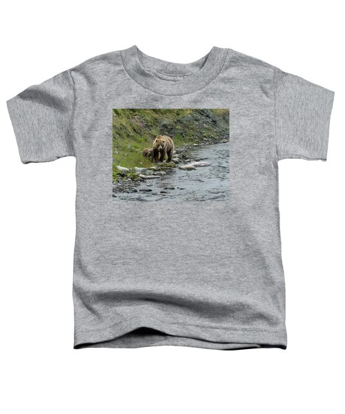 A Walk Along The Creek Toddler T-Shirt