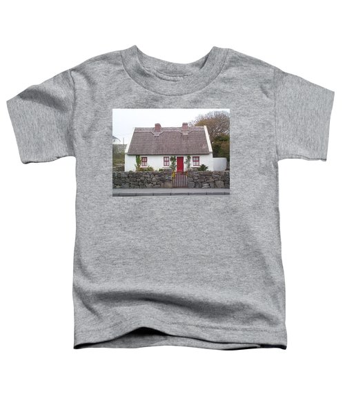 A Wee Small Cottage Toddler T-Shirt