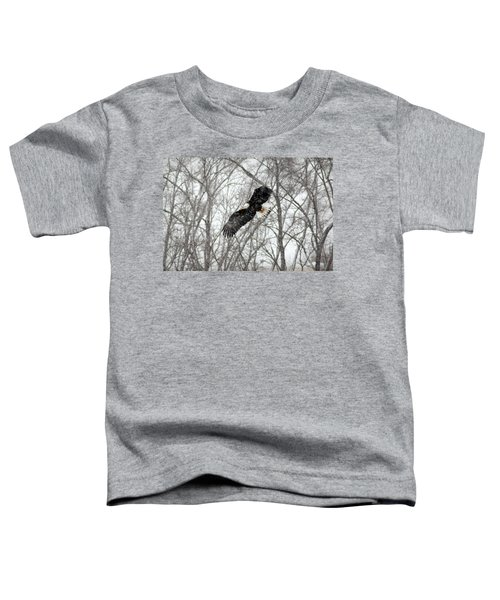 A Winter's Day Toddler T-Shirt
