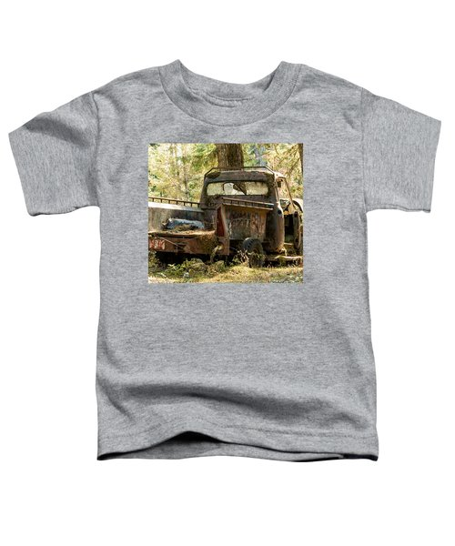 Abandoned And Abused Toddler T-Shirt