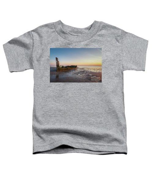 Abandoned Boat Toddler T-Shirt