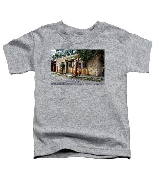 Abandoned Garage Toddler T-Shirt