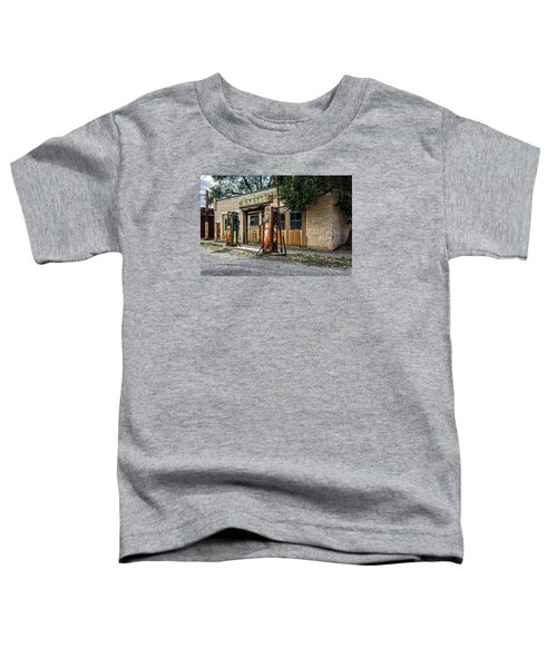 Abandoned Garage Toddler T-Shirt