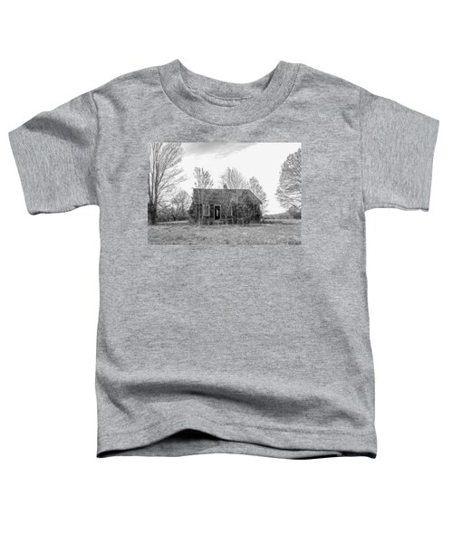 Abandoned House Queenstown, Md  Toddler T-Shirt