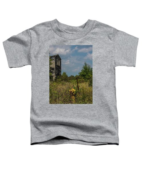 Abandoned Hydrant Toddler T-Shirt
