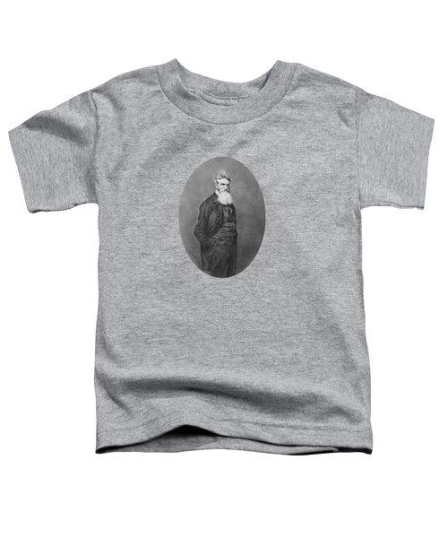 Abolitionist John Brown Toddler T-Shirt
