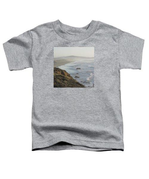 Looking Toward San Francisco Toddler T-Shirt