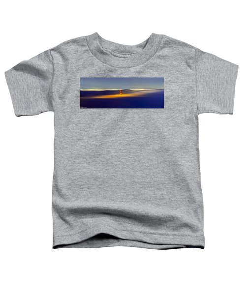 Above The Fog II Toddler T-Shirt