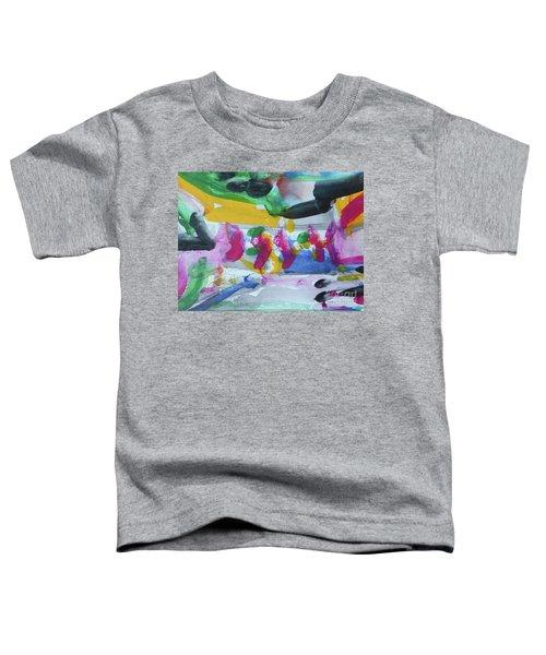 Abstract-17 Toddler T-Shirt