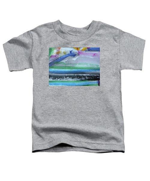 Abstract-18 Toddler T-Shirt