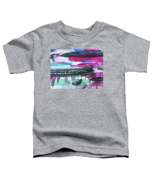 Abstract-19 Toddler T-Shirt