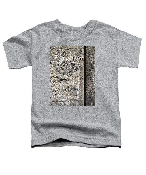 Abstract Concrete 16 Toddler T-Shirt