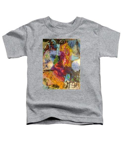 Abstract Depths Toddler T-Shirt
