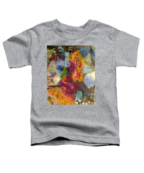 Abstract Depths Toddler T-Shirt