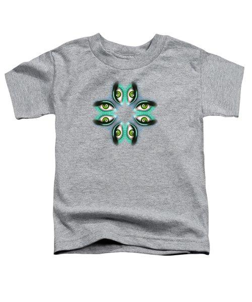 Abstract Digital Art - Guardinetto V3 Toddler T-Shirt