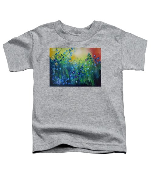 Abstract Flax           31 Toddler T-Shirt