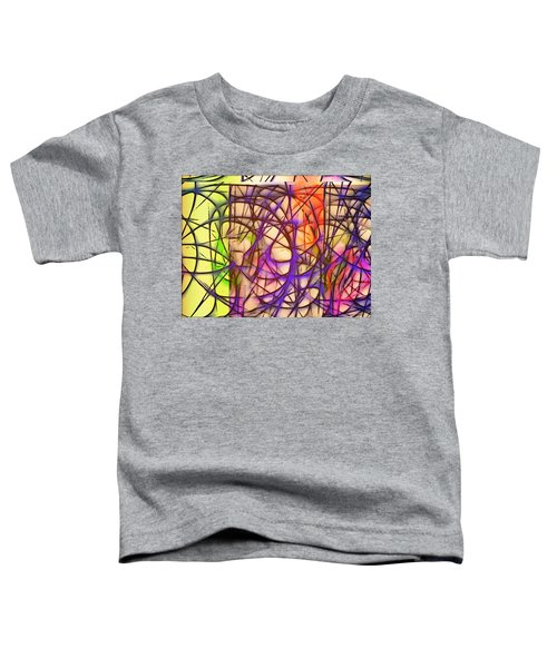 Abstract Fun 11 Toddler T-Shirt