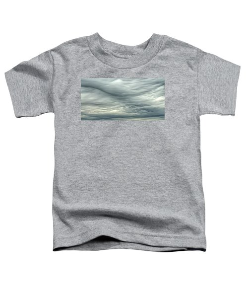 Abstract Of The Clouds 2 Toddler T-Shirt