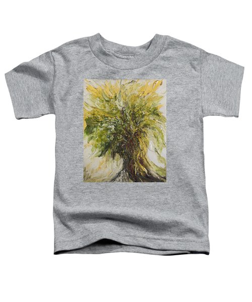 Abundance Tree Toddler T-Shirt