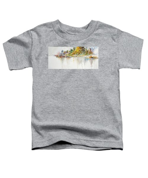 Across The Pond Toddler T-Shirt