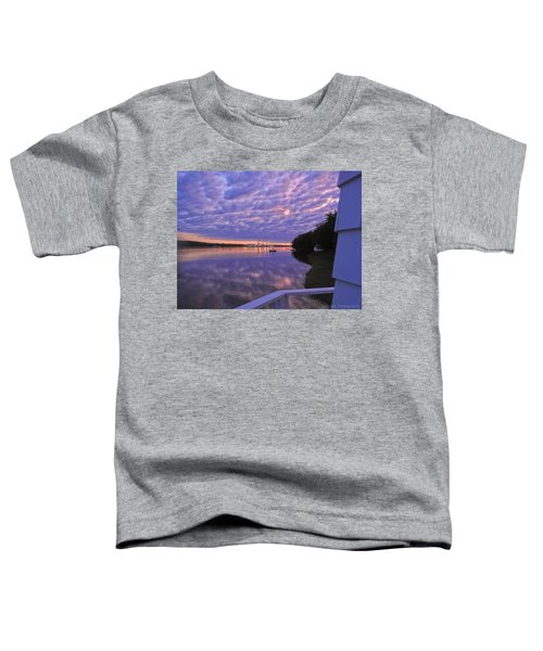 Across The River Toddler T-Shirt