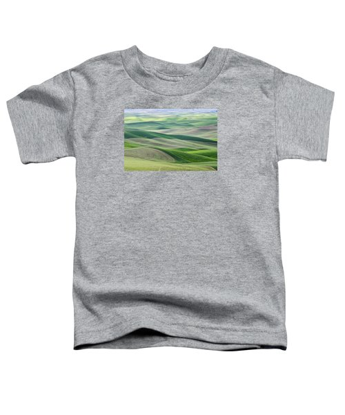 Across The Valley Toddler T-Shirt