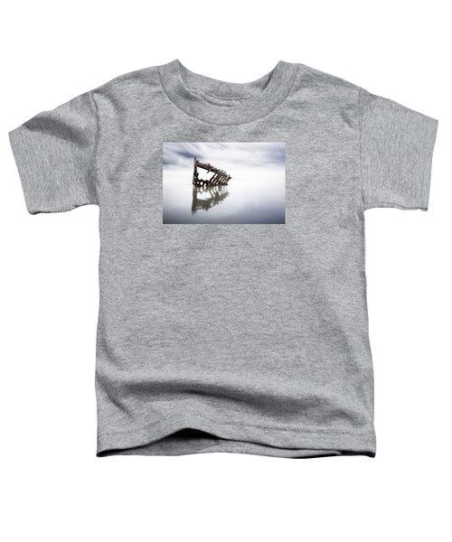Adrift At Sea Toddler T-Shirt