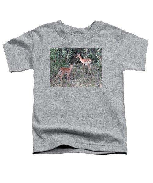 Africa - Animals In The Wild 2 Toddler T-Shirt