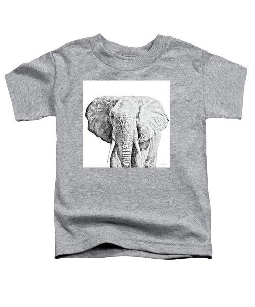 African Safari B Toddler T-Shirt