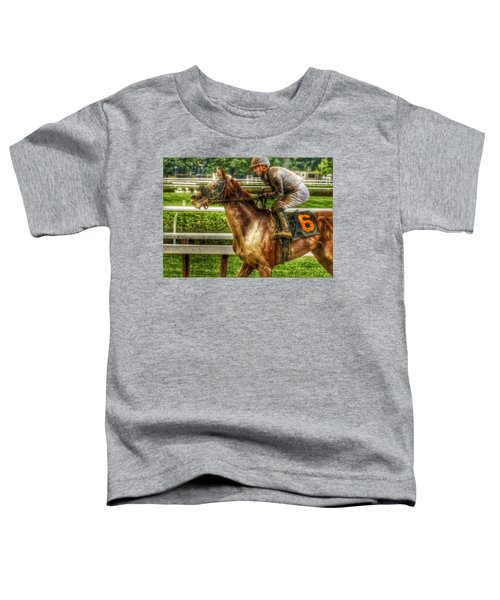 After The Mud Toddler T-Shirt