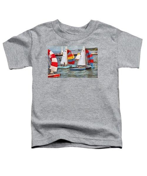 After The Regatta  Toddler T-Shirt